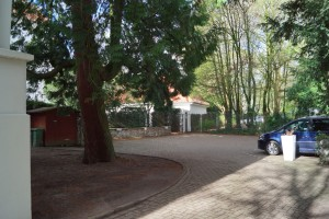 Praxis außen Parkplatz 2